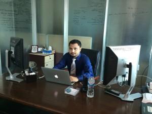 Wallexmix CEO Mr. Kabir
