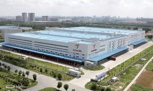 JD.com warehouse