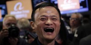1 Jack Ma