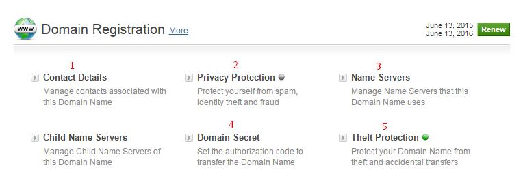 domain register